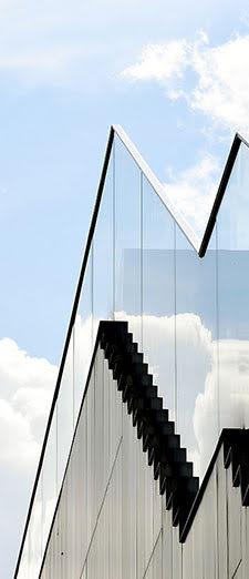 Stiklo turėklai